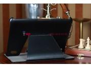 Чехол для Acer Iconia Tab A200/A210 черный кожаный №2..