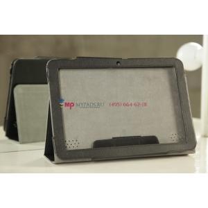 Фирменный чехол-обложка для Acer Iconia Tab A210/A211 черный