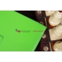 Чехол-обложка для Acer Iconia Tab A700/A701 зеленый кожаный
