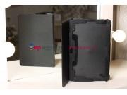 Чехол для Acer Iconia Tab W700/W701 поворотный черный кожаный..