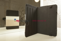 """Чехол-обложка для Ainol Novo 7 Legend черный кожаный """"Deluxe"""""""