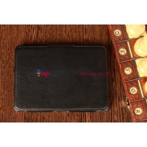 Фирменный чехол для Amazon Kindle Fire HD 7.0 черный кожаный