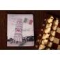 """Чехол для Apple iPad 2/3/4 """"тематика пизанская башня Италия"""" кожаный"""