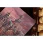 "Чехол для Apple iPad 2/3/4 ""тематика Россия"" кожаный"