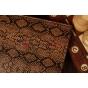 """Чехол-обложка для iPad 2/3/4 """"змеиная кожа"""" поворотный коричневый кожаный"""