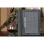 Чехол для Asus Transformer Pad TF700T/TF700KL джинсовый с кожей