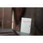 Чехол для Samsung 8.9 P7300 белый кожаный