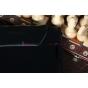 Фирменный чехол для Asus Transformer Pad TF300TG/TF300TL с док станцией черный кожаный