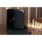 Чехол для Asus EEE Pad Transformer Prime TF201/TF201G черный c секцией под клавиатуру кожаный