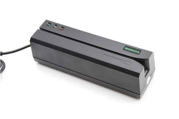 Энкодер магнитных карт MSR605  ( MSR 206 / MSR 606 / MSR 609 ) для чтение-запись карт с магнитной полосой соответствующей стандарту ISO