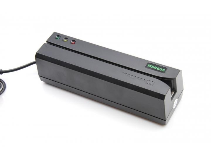 Энкодер магнитных карт MSR605  ( MSR 206 / MSR 606 / MSR 609 ) для чтение-запись карт с магнитной полосой соот..
