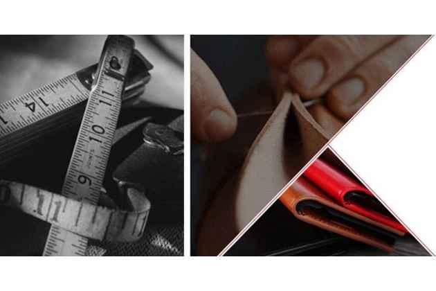 """Фирменный роскошный эксклюзивный чехол с фактурной прошивкой рельефа кожи крокодила и визитницей красный для Huawei Honor 8X (JSN-L21) 6.5"""". Только в нашем магазине. Количество ограничено"""