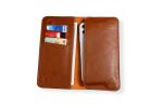 Чехол-клатч-портмоне для телефона MyPads Premium MA-1 для Samsung Galaxy J3 (2017) SM-J330F ВНИМАНИЕ : Уточняйте расположение вспышки камеры, так как у данной модели есть 2 версии. кошелек из импортной эко-кожи с отделениями для банковских карт наличных н