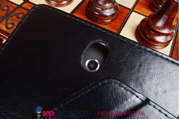 Чехол с вырезом под камеру для планшета bb-mobile Techno 8.0 3G TOPOL' (TM859AC) роторный оборотный поворотный. цвет в ассортименте