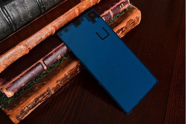 Родная оригинальная задняя крышка-панель которая шла в комплекте для Sony Xperia Z1 / L39H C6902 / C6903 / C6906 черная