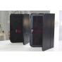 Фирменный чехол для Google Samsung Nexus 10 черный кожаный