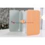 Чехол для Google Samsung Nexus 10 оранжевый полиуретановый