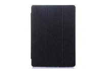 Чехол-обложка для Samsung Google Nexus 10 SLIM черный полиуретановый