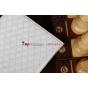 Стёганая кожа в ромбик чехол-обложка для iPad Mini  1/2/3 белый..