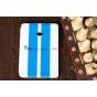 """Чехол для iPad Mini """"тематика автомобиля MINI"""" кожаный белый"""