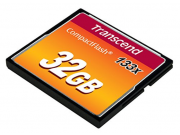 Карта памяти Compact Flash Card 32 GB CF133 для мультимедийной технике..