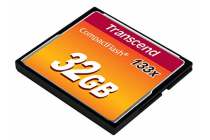 Карта памяти Compact Flash Card 32 GB CF133 для мультимедийной технике
