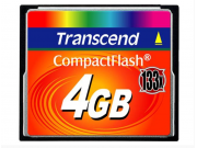 Карта памяти Compact Flash Card 4 GB CF133 для мультимедийной технике..