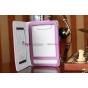 Чехол-обложка для Pocketbook 622 Touch фиолетовый кожаный..