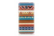 Фирменная роскошная задняя панель-чехол-накладка с безумно красивым расписным эклектичным узором на Samsung GALAXY Ace 4 Duos SM-G313HU/DS
