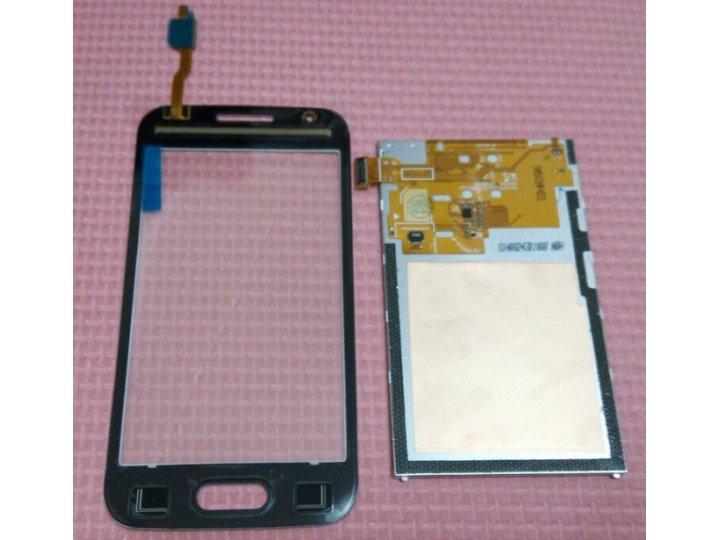 Фирменный LCD-ЖК-сенсорный дисплей-экран-стекло с тачскрином на телефон Samsung GALAXY Ace 4 Duos SM-G313HU/DS..
