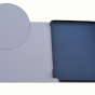 Фирменный уникальный необычный чехол-подставка для планшета Samsung Galaxy Note 10.1 N8000  тематика модная девушка