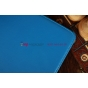 "Чехол-футляр для Samsung Galaxy Note 10.1 N8000 синий кожаный ""Deluxe"""