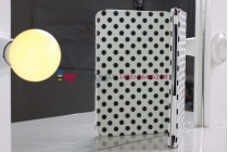 Чехол для Samsung Galaxy Tab 2 10.1 P5100 черно-белый далматинец