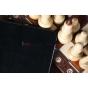 Чехол для Samsung Galaxy Tab 2 10.1 P5100 черный кожаный