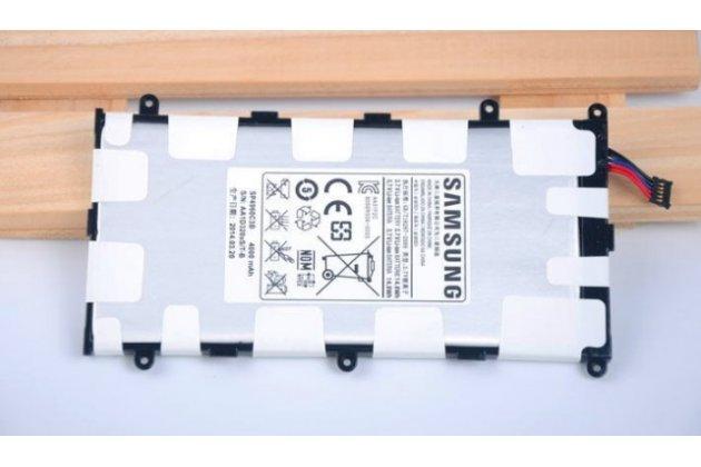 Фирменная аккумуляторная батарея  4000mAh SP4960C3B на планшет Samsung Galaxy Tab 2 7.0 P3100/P3110/7.0 Plus P6200/P6210 + инструменты для вскрытия + гарантия