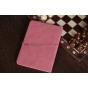 Чехол для Samsung 10.1 P7500 розовый кожаный