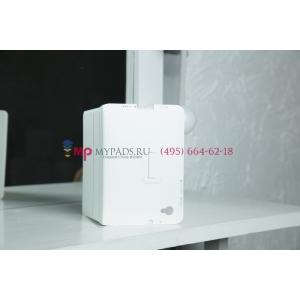 Чехол для Samsung 7.7 P6800 белый кожаный