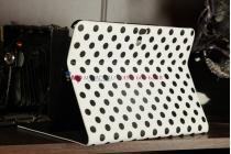 Чехол для Samsung 10.1 P7500 черно-белый далматинец