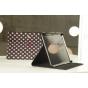 Чехол для Samsung 10.1 P7500 черно-розовый далматинец..