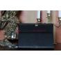 Чехол для Sony Xperia Tablet S черный кожаный