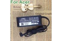 Фирменное зарядное устройство от сети для ноутбука Acer Aspire Timeine X 1830t + гарантия