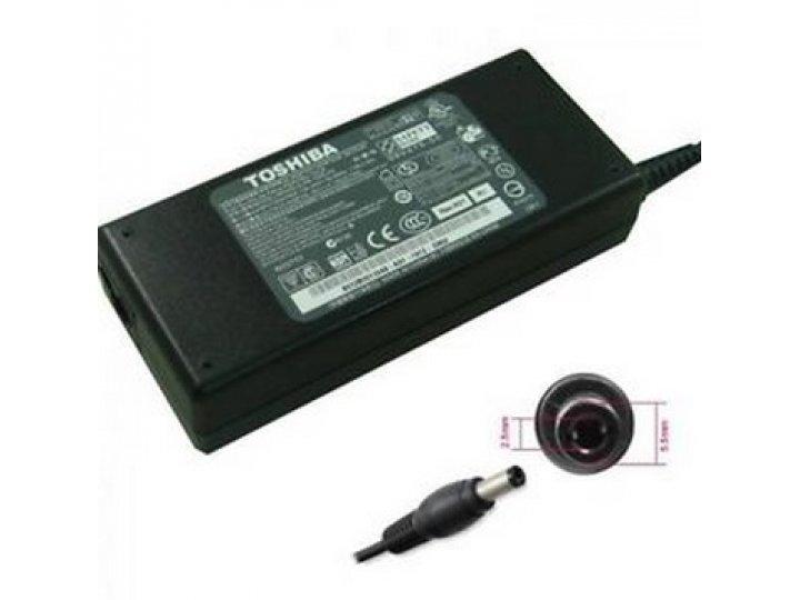 Фирменное зарядное устройство блок питания от сети для ноутбука Тошиба Сателлит А300 (PA-1900-36) + гарантия..