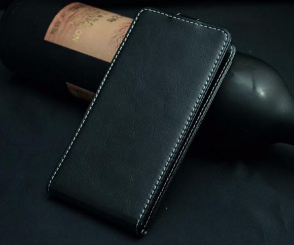 Чехол Fly FS452 Nimbus 2 Activ Flip Case Leather Red 51302