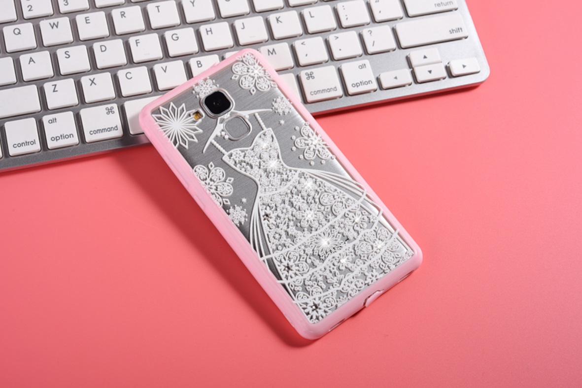 Чехол Huawei Honor 5C CaseGuru Коллекция Узоры рис 3 90095